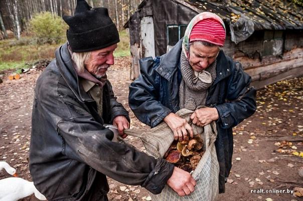 Белорусские отшельники, жизнь на своей земле