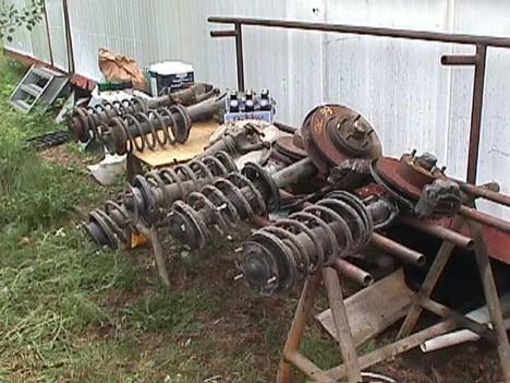 Фото отчёт о изготовлении сразу трёх ветряков на дисковых генераторах