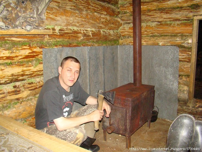 Как мы построили зимовье в тайге, фото отчет