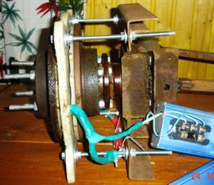 Как сделать генератор для ветряка