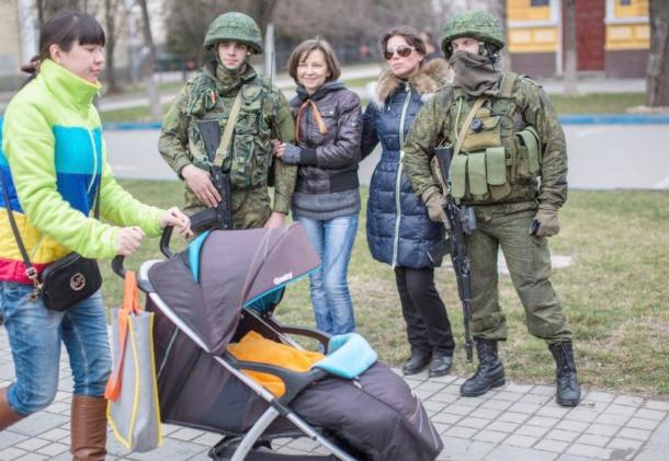 Мнение обычного гражданина о ситуации вокруг Украины
