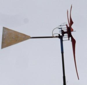 Много-полюсной генератор для ветряка