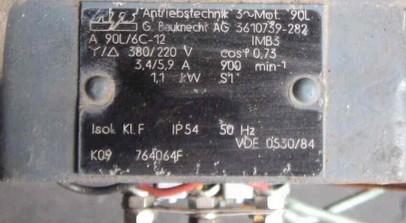 Переделываем асинхронный двигатель под генератор для ветряка