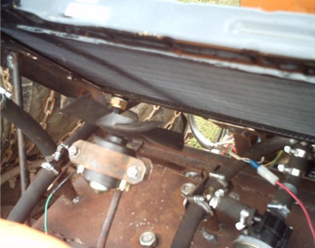Переломка 4*4 с двумя двигателями