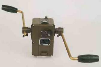Ручная электростанция, мощный генератор на основе мотор-колеса, военные ручные генераторы
