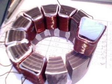 Самодельный статор для генератора, самодельный ветрогенератор