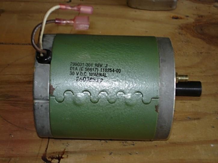 Ветрогенератор на основе мотора на постоянных магнитах