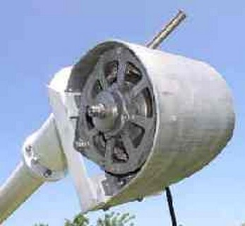 Ветрогенератор своими руками часть 2, установка