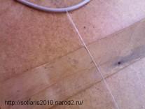 Вязание узлов рыболовной сети