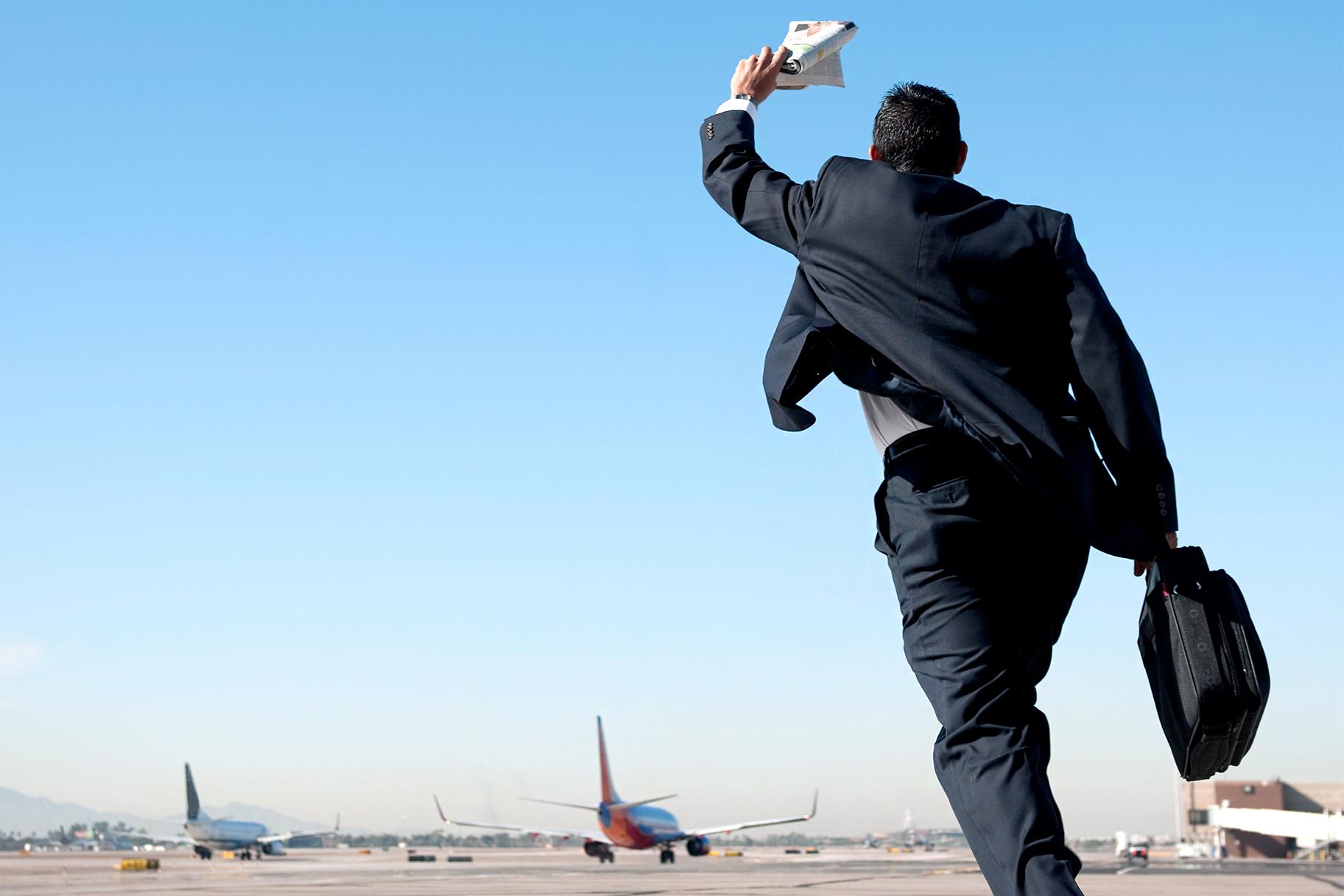Что делать, если опоздал на рейс самолета