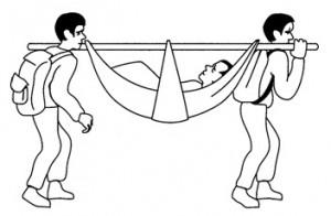Как сделать носилки своими руками
