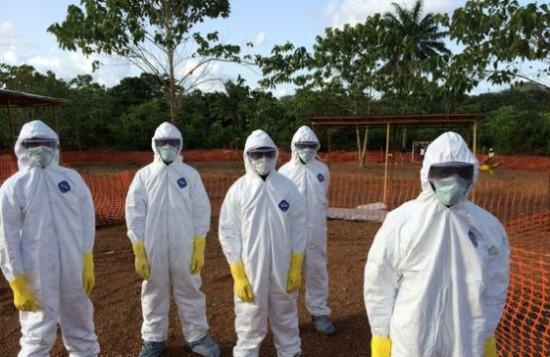 Вирус Эбола. Как распознать?